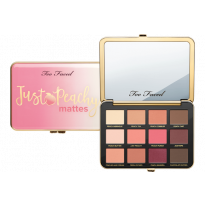 Палетка Теней Just Peachy Velvet Matte Eyeshadow Palette
