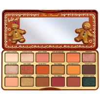 Тени Для Век Gingerbread Extra Spicy Eye Shadow Palette Limited Edition